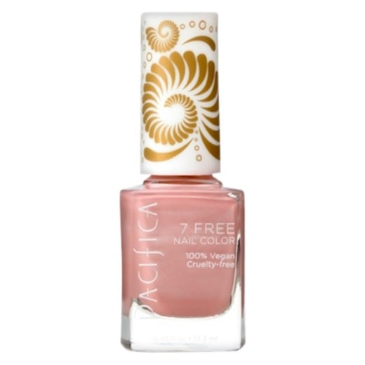 Pacifica 7 Free Nail Polish in Pink Crush