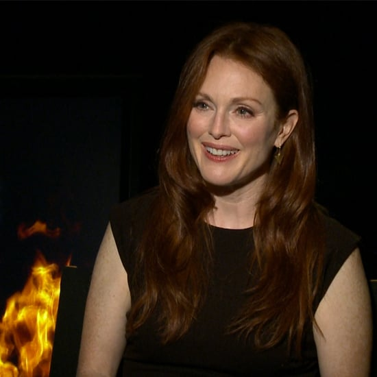 Julianne Moore Interview on Mockingjay and Carrie | Video