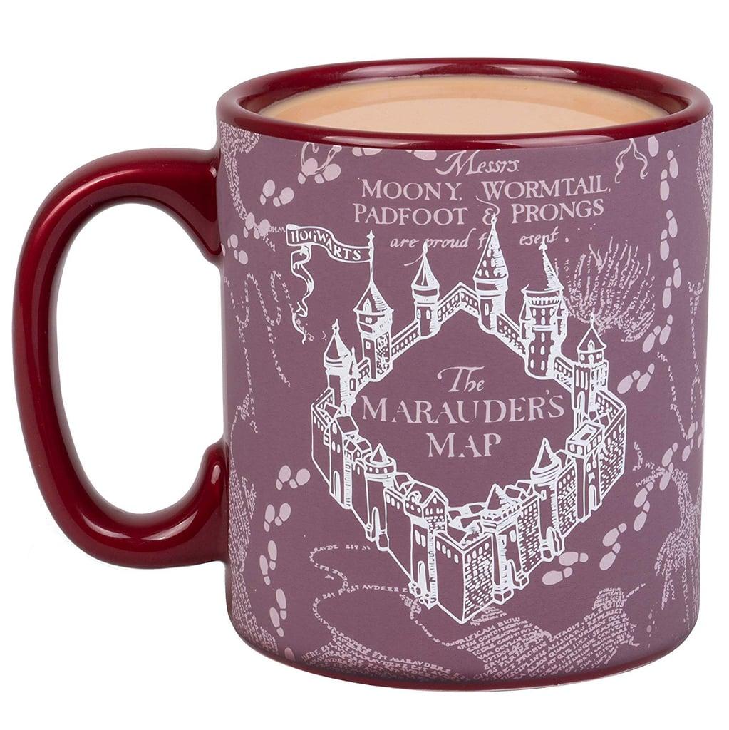 Marauders Map Mug Uk Marauder's Map Mug   Harry Potter Mugs   POPSUGAR Entertainment UK  Marauders Map Mug Uk