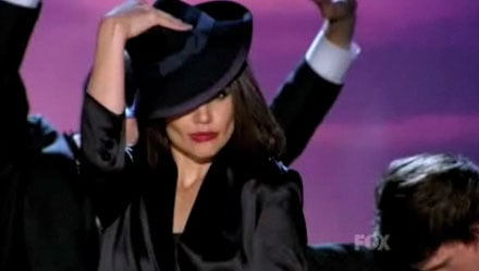 Video of Katie Holmes Performing on So You Think You Can Dance
