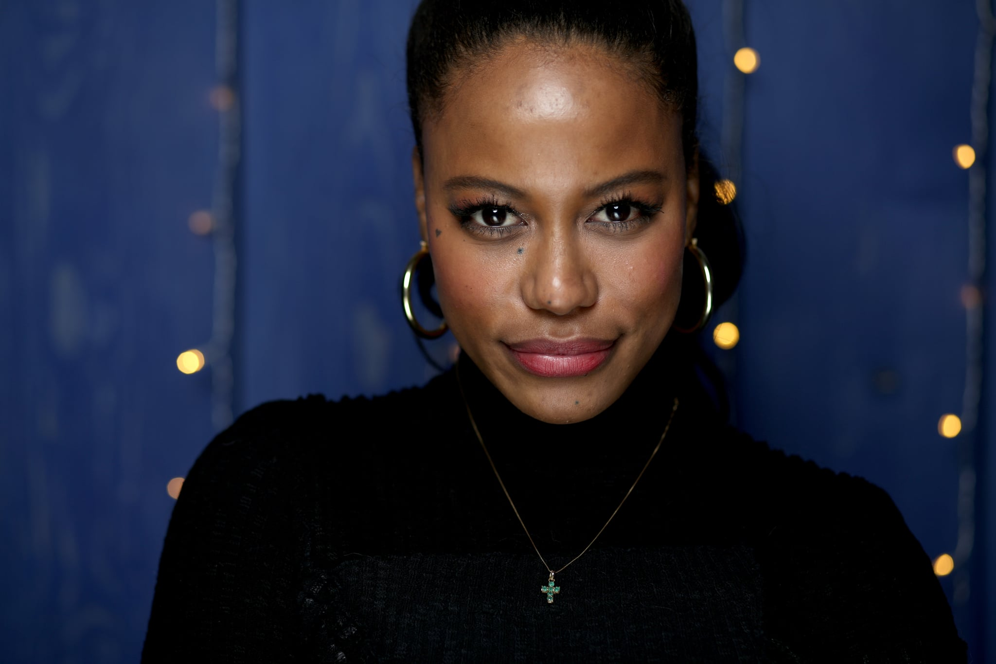 PARK CITY, UTAH - JANUARY 25: Taylour Paige of 'Zola' attends the IMDb Studio at Acura Festival Village on location at the 2020 Sundance Film Festival – Day 2 on January 25, 2020 in Park City, Utah. (Photo by Rich Polk/Getty Images for IMDb)