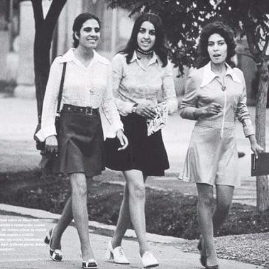 Trump Flips on Afghanistan Due to Photo of 1970s Women
