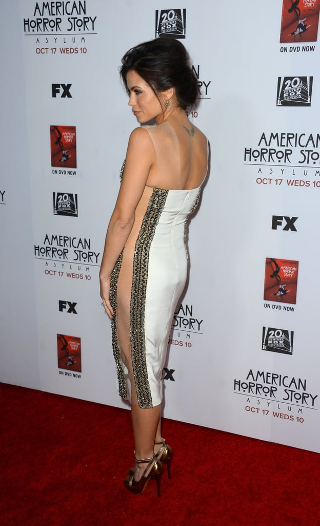 Lea, Cory, and Jenna Go Glam For American Horror Story: Asylum