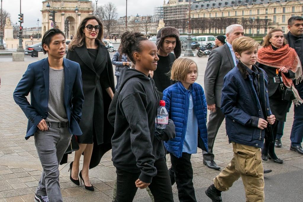 Babious Blog Angelina Jolie Kids 2018