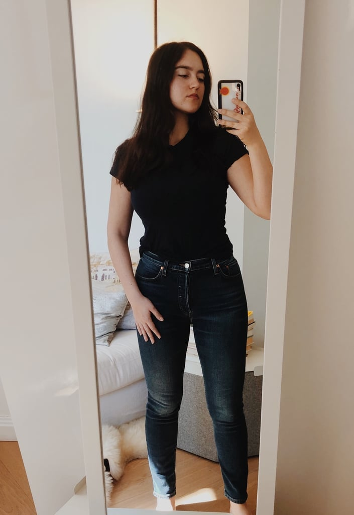 Old Navy Mid-Rise Rockstar Super Skinny Jeans