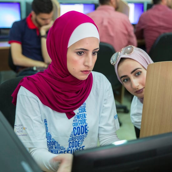 UNHCR's Refugee Coding Week in Middle East Creates ICT Jobs
