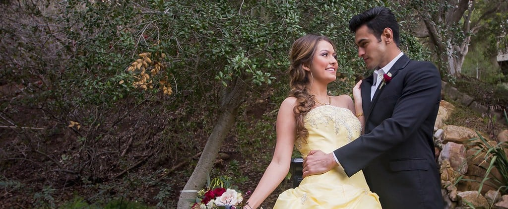 This Beauty and the Beast Wedding Is as Magical as It Gets