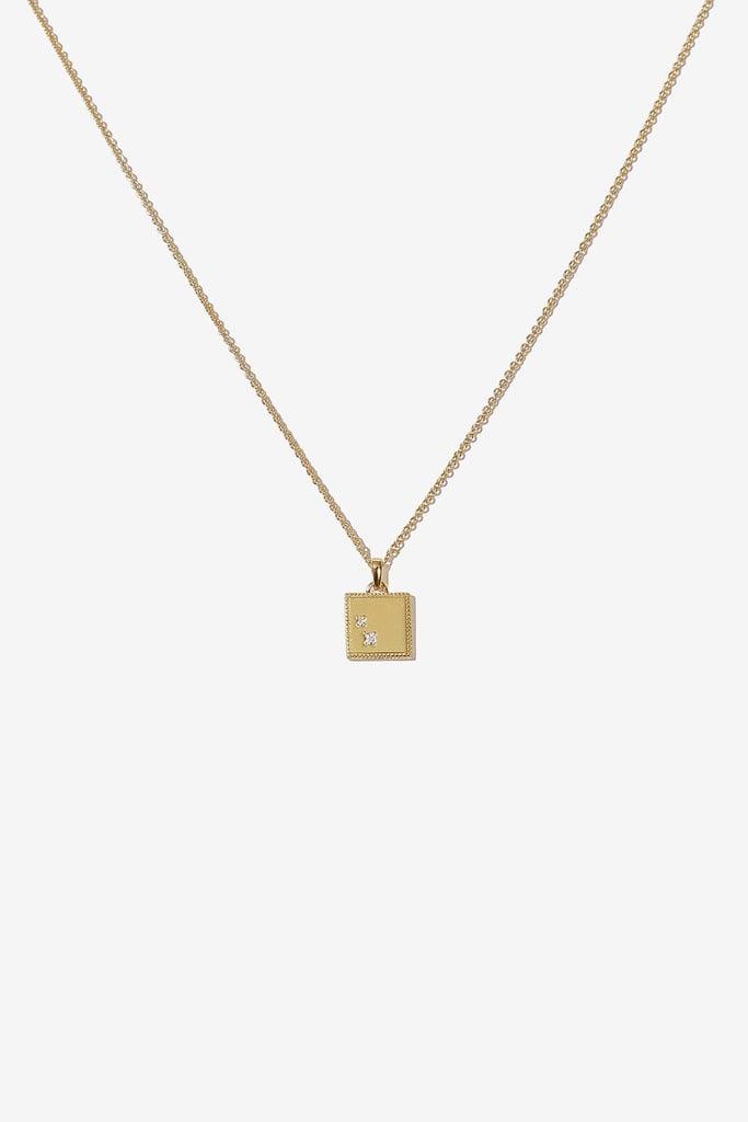 Adornmonde Rogan Gold Necklace