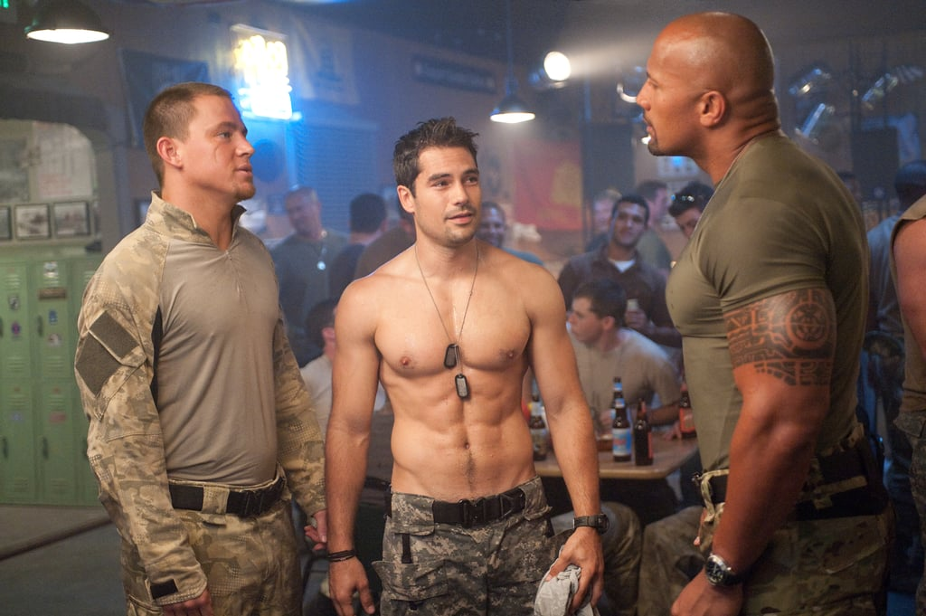 D.J. Cotrona, G.I. Joe: Retaliation