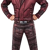 Rubie's Men's Marvel Guardians of the Galaxy Vol. 2 Star-Lord Deluxe Costume