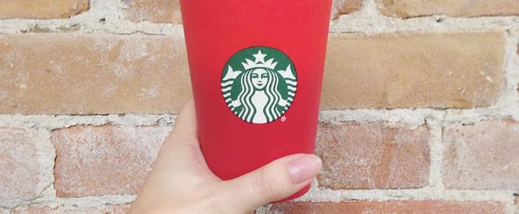 Some People Are Outraged Over Starbucks's New Red Cup Design