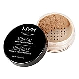 NYX Mineral Finishing Powder