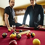 "On what attracted Leo to Once Upon a Time in Hollywood: ""Well, first off, the chance to work with Mr. Tarantino. And certainly this time period was fascinating. It was this homage to Hollywood. I don't think there's been a Hollywood film like this — and by that I mean a film set in Hollywood and about Hollywood — which gets its nails dirty, getting into the everyday life of an actor and his stunt double. 1969 is a seminal time in cinema history, as well as in the world. Rick and Cliff [Leo and Brad's characters, respectively], they're part of the old guard in Hollywood, but they're also trying to navigate this new world of the hippie revolution and free love. I loved the idea of taking on this struggling actor who is trying to find his footing in this new world. And his pal who he's been with through all these wars in Hollywood.""  On how Leo still appreciates the struggle of finding your way in the industry: ""My attitude is the same as when I started. When I talk to these two guys [Brad and Quentin], it's like, we know we were given that one shot and we do not want to disrespect that opportunity, which is why we're just trying the damn best we can to make the best things we can. Because we understand that it is fleeting. Tastes change; culture changes. And I feel very blessed to have gotten that ticket to be able to do movies. So I feel very connected to that 15-year-old kid who got his first movie, and that hasn't changed."""