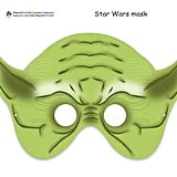 A Yoda mask ($2) would absolutely be the hit of the photo booth.