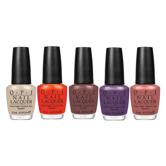 OPI Holland Collection, $19.95 each