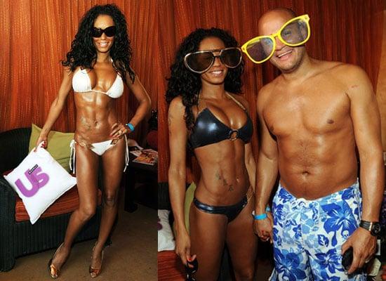 1/6/2009 Mel B in Bikini
