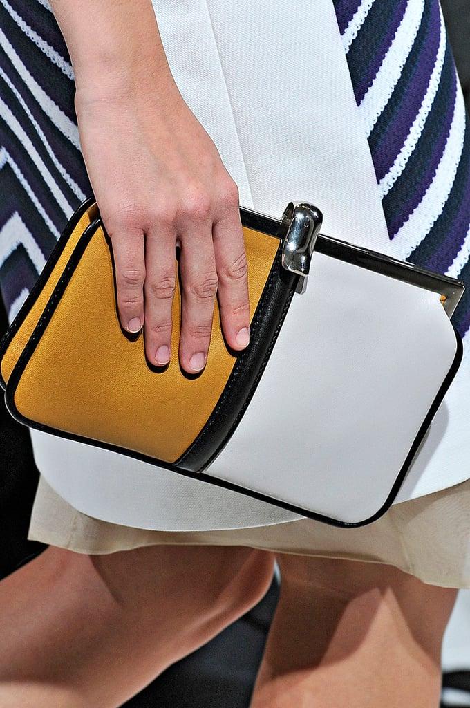 Spring 2012 Milan Fashion Week Handbags