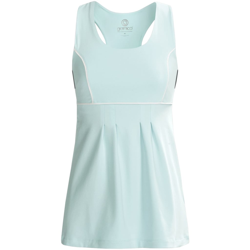 The pastel hue of the Gramicci Mariko Tank Top ($40) is perfect for Spring but transitions well into Summer. I love that flattering empire waistline.