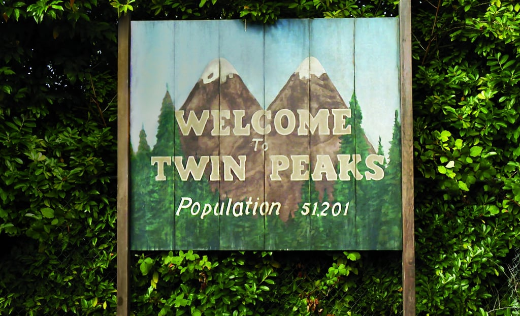 Twin Peaks Pictures 2017