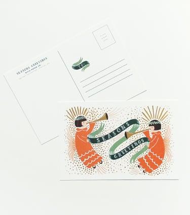 Seasons Greetings Postcards ($10 for 10)