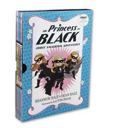 Princess in Black: Three Smashing Adventures