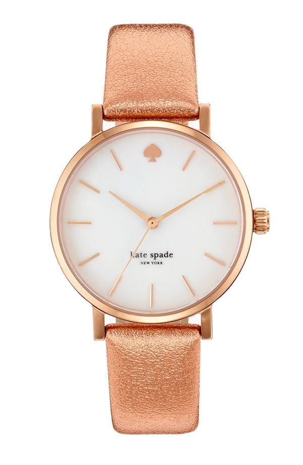 Rose gold lovers: Feast your eyes on this pretty Kate Spade New York watch ($117, originally $175).