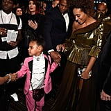 Best Blue Ivy Moments at the 2017 Grammys