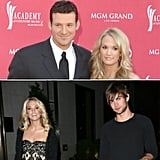 Tony Romo and Chace Crawford both dated Carrie Underwood . . .