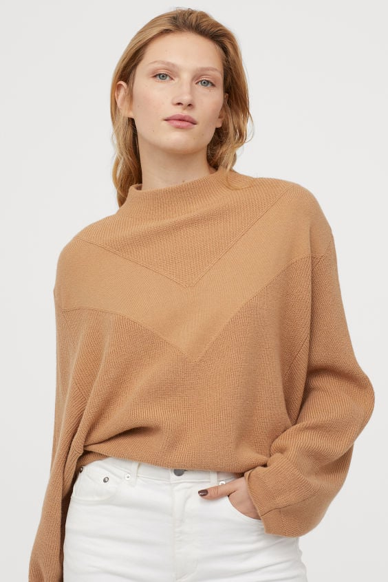 H&M Knit Dolman-Sleeved Sweater