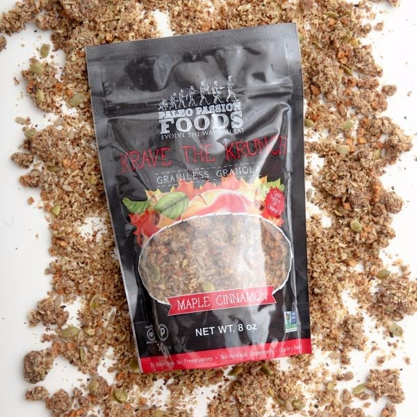 The Healthiest, Most Delicious Granola You Can Pick Up at the Grocery Store