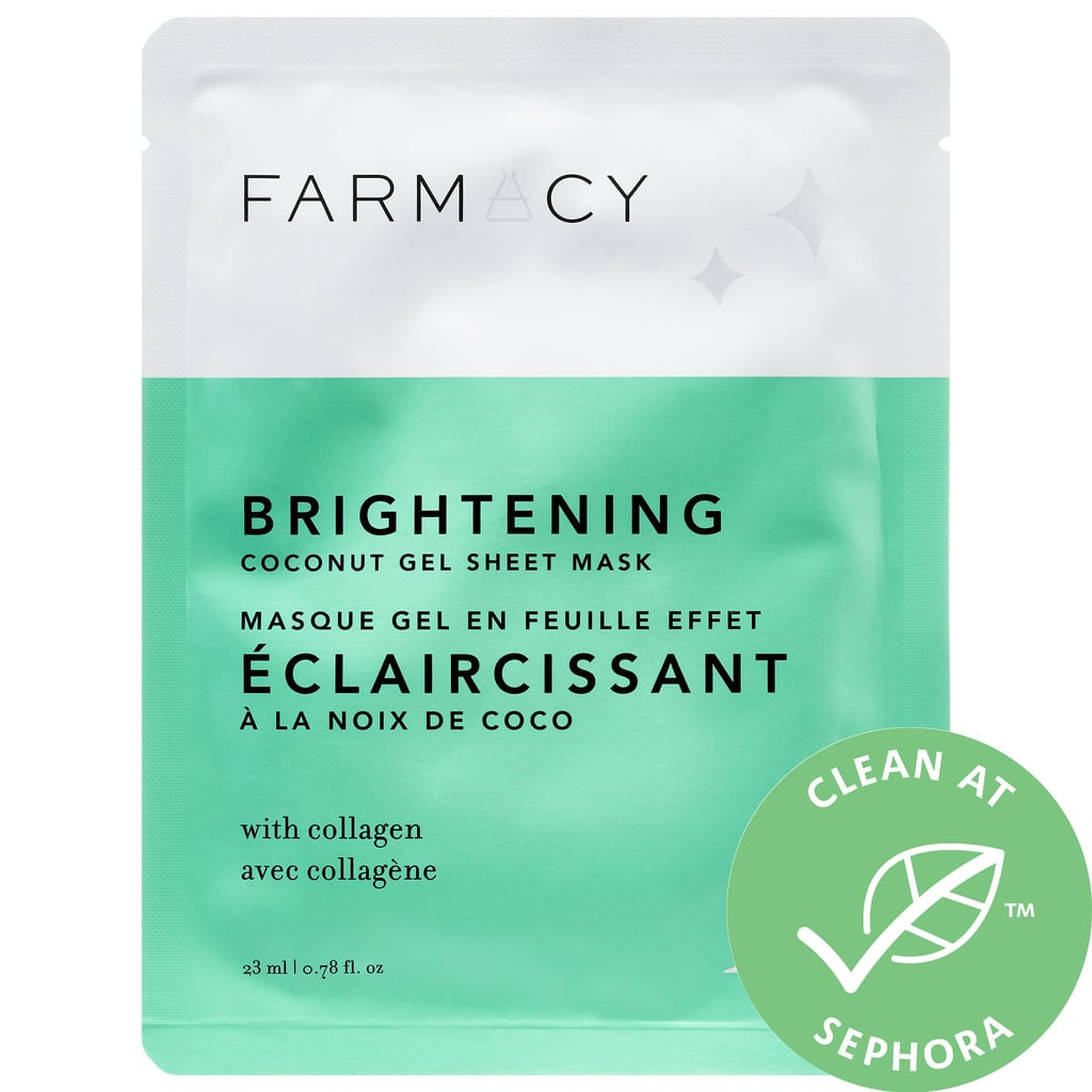 Farmacy Coconut Gel Sheet Mask - Brightening
