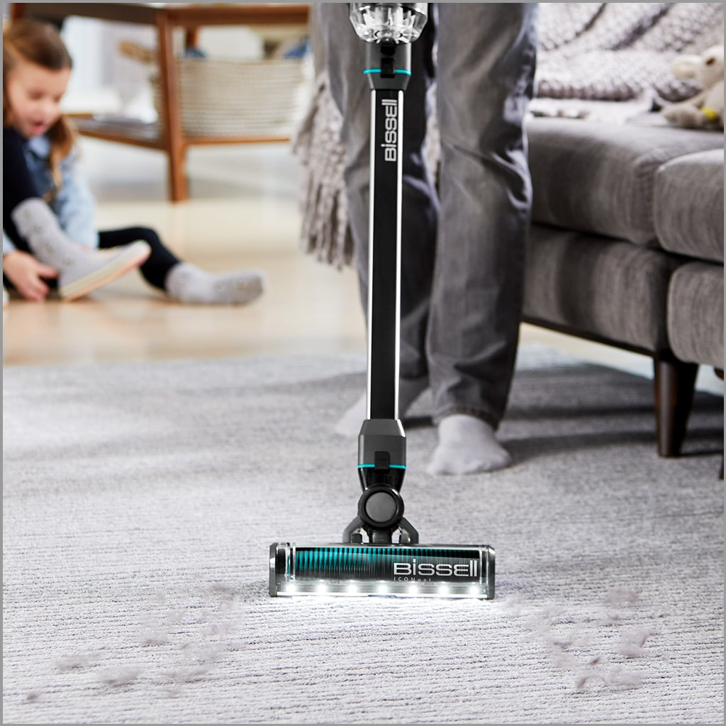 BISSELL ICONpet Cordless with Tangle Free Brushroll Stick Hand Vacuum