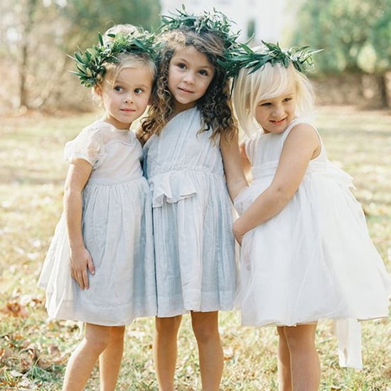 wedding day ring bearers and flower girl kids outfits