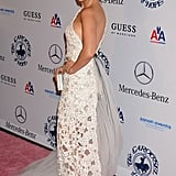 At the 2010 Carousel of Hope Ball
