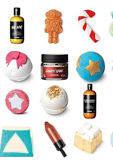 Shop Lush Cosmetics's Holiday Christmas Collection 2021