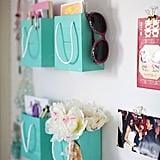 Shopping-Bag Organizer