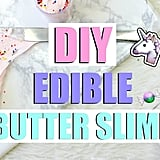 Unicorn Butter Slime