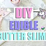 Unicorn Butter Slime