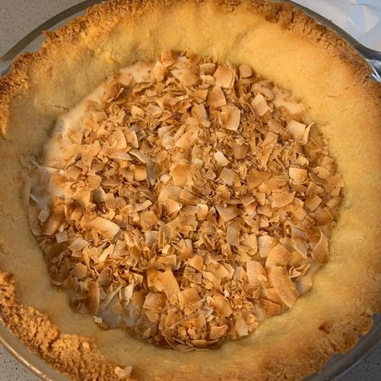 How to Make a Vegan Cashew Cream Coconut Cheesecake