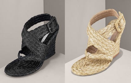 Stella McCartney Sea Grass Thong Sandal: Love It or Hate It?
