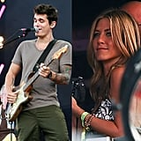 Jennifer Aniston and John Mayer