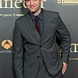 Favorite Male Celebrity: Robert Pattinson
