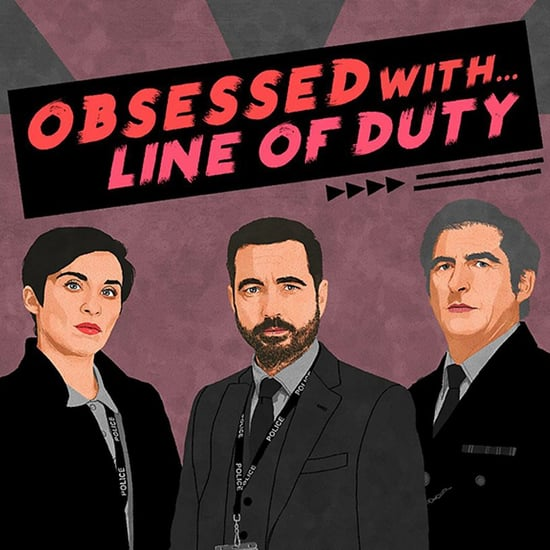 Obsessed With Line of Duty Podcast Hosted by Craig Parkinson