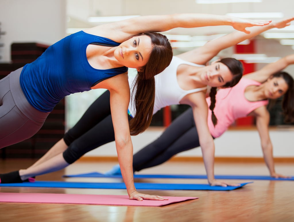 Upper Body Toning Yoga Poses