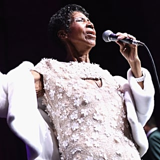 "Aretha Franklin ""Silent Night"" 2018 Version"