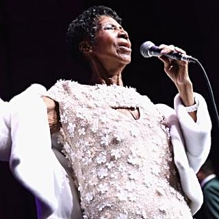 "Aretha Franklin ""Silent Night"" 2018 Version"
