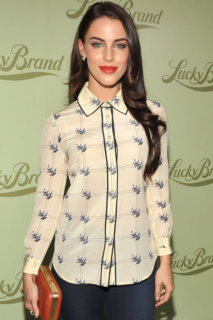 "Former 90210 star Jessica Lowndes joined The Prince, a New Orleans-set crime thriller. She'll star as a ""troubled college coed"" alongside Jason Patric, Bruce Willis, John Cusack, and 50 Cent."