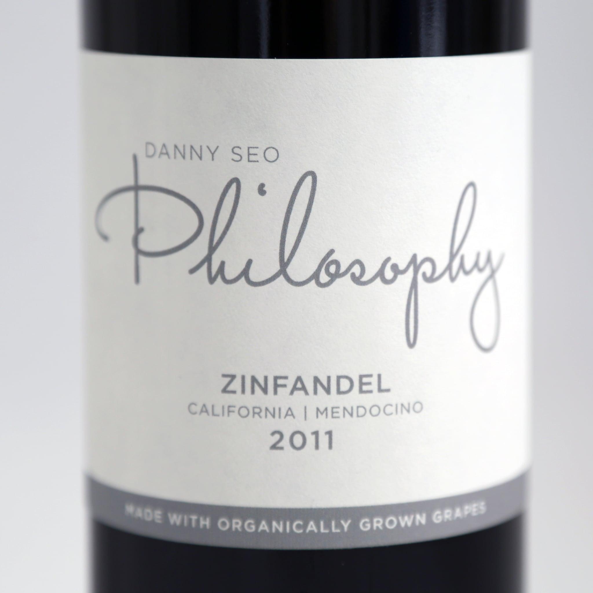 2011 Danny SEO Philosophy Zinfandel