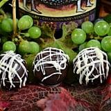 Chardonnay Chocolate Truffles