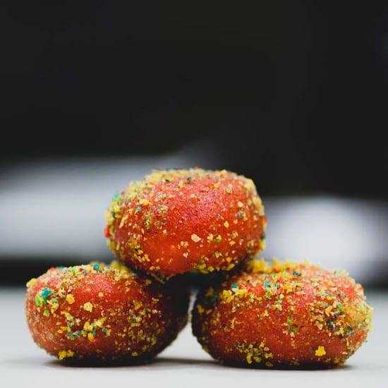 Taco Bell Cap'n Crunch Doughnut Holes